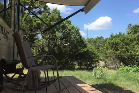 Cozy Hill Country Hideaway - Bulverde