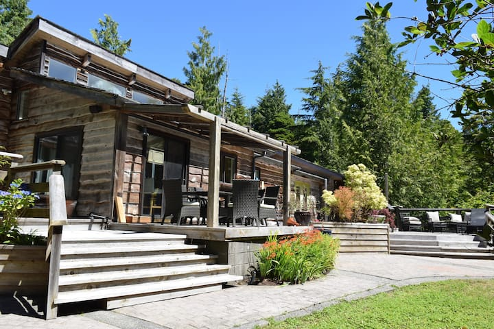 Tofino Forest House