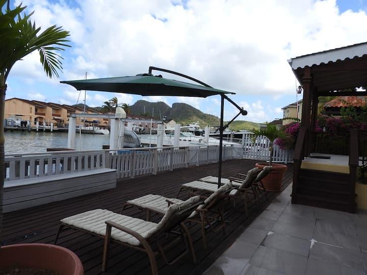 The Grange - Jolly Harbour, Antigua