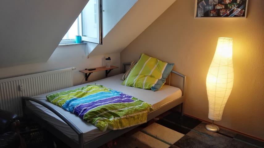 Zimmer nahe der Kasseler Karlsaue