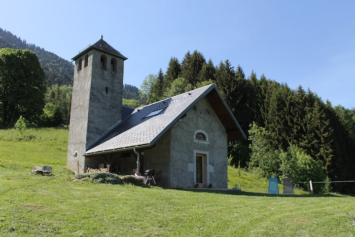 Chapel on the Farm at Tamié