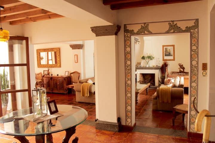 La Casa ideal para tu estancia Centro San Miguel