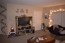 Living room, Xbox One, Wii U, Nintendo 64