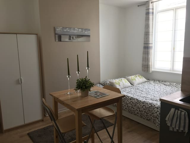 Appartement cosy Lille République/Solférino - Lille - Apartment