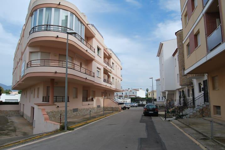 ALQUILER VACACIONAL APARTAMENTO EMPURIABRAVA - Empuriabrava - Flat