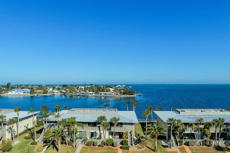 Amazing Water Views on Anna Maria Island - Holmes Beach - Kondominium