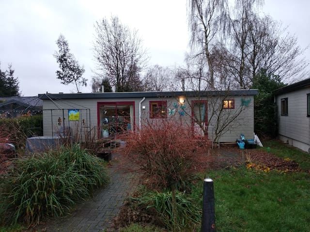 5-pers chalet te huur Drents-Friese Wold