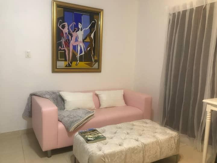 Acogedor y cómodo apartamento de una habitación