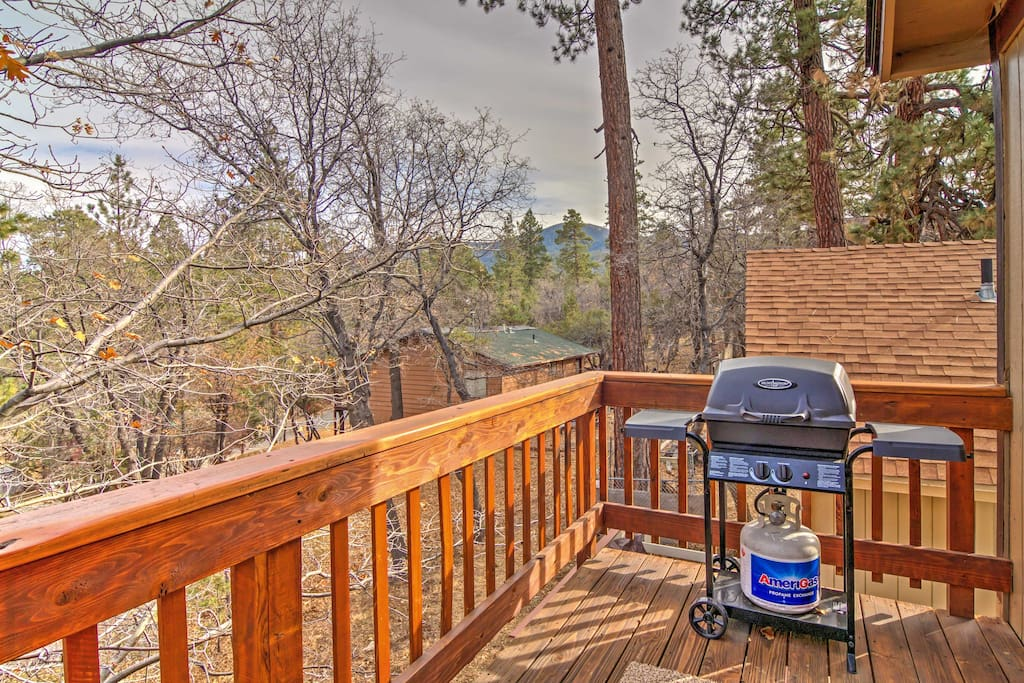 With 4 balconies throughout the home, you'll always find time to absorb sweet nature views!
