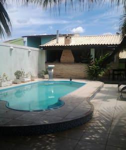 Casa c/ piscina em Araruama - até 15 p - Carnaval - Araruama - Дом