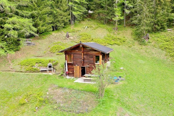 Sommerhaus für Naturliebhaber und Geniesser
