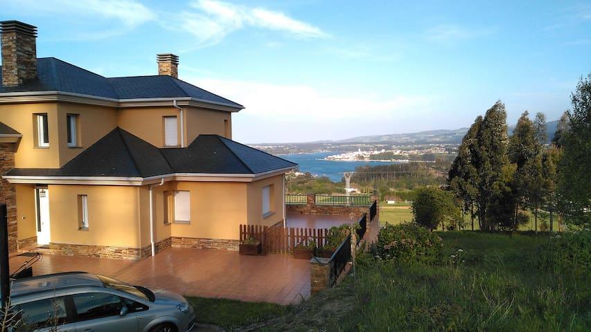 Habitación con baño - Ribadeo - Bed & Breakfast