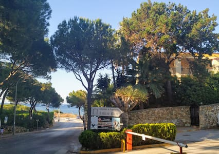 Rentromana Playa, WiFi y Parking Elviria/Marbella.