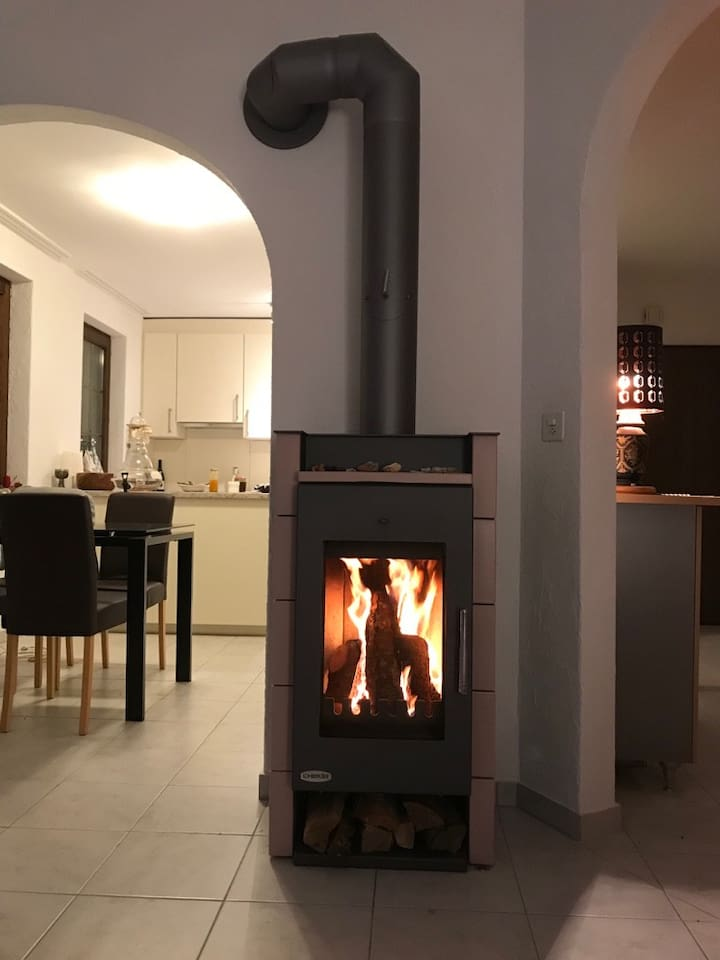 Sweden-oven for cozy hours