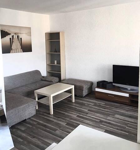 Schöne Einzimmerwohnung in Berlin Mitte