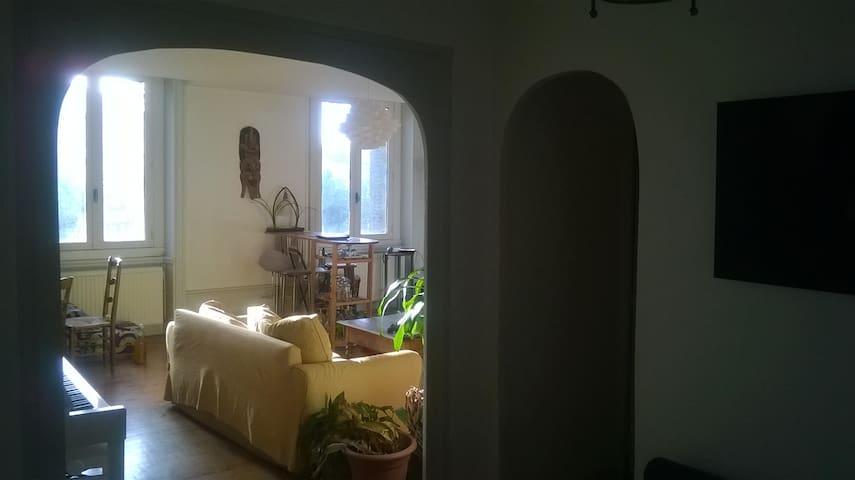 Chambre dans un bel appartement  fin IXème - Saint-Étienne - Pis