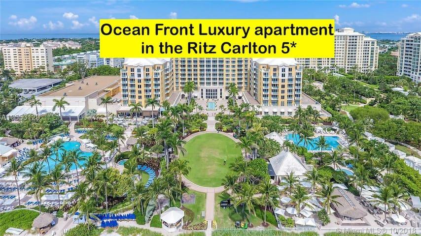 Ocean View at the Luxury Ritz Carlton 5*