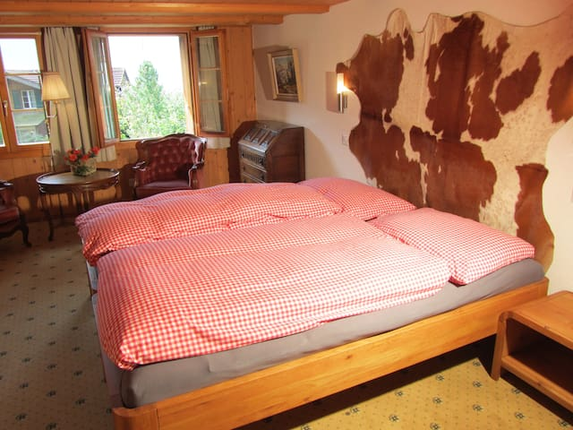 Doppelzimmer mit Hotelkomfort