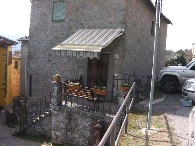 La Pieve Stone House