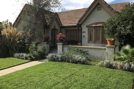 Beautiful home in NW Glendale, CA - 글렌데일(Glendale) - 단독주택