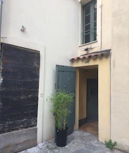 Studio agréable dans la vieille ville d'Ajaccio
