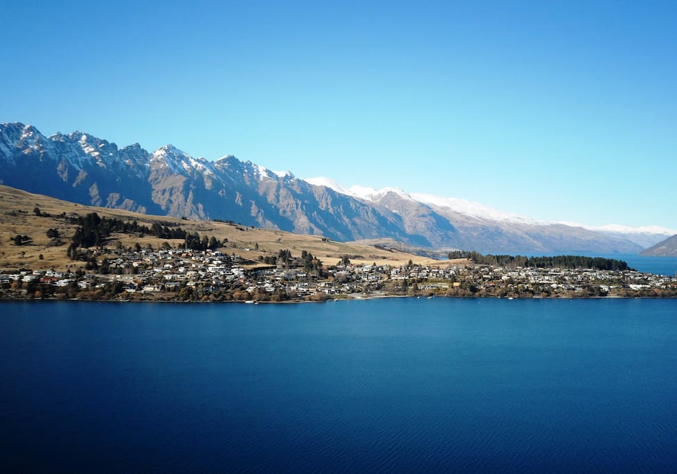 The Remarkables & Kelvin Peninsula