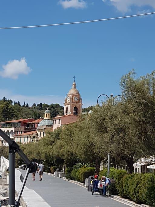 San Terenzo, uno splendido paesino raggiungibile a piedi