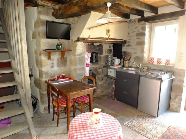 ancien four à pain - Saint-Avit-le-Pauvre - Hus