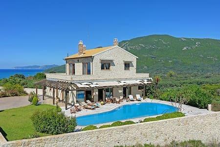 Villa Petrino Halikouna 300m from halikouna beach - Kerkira