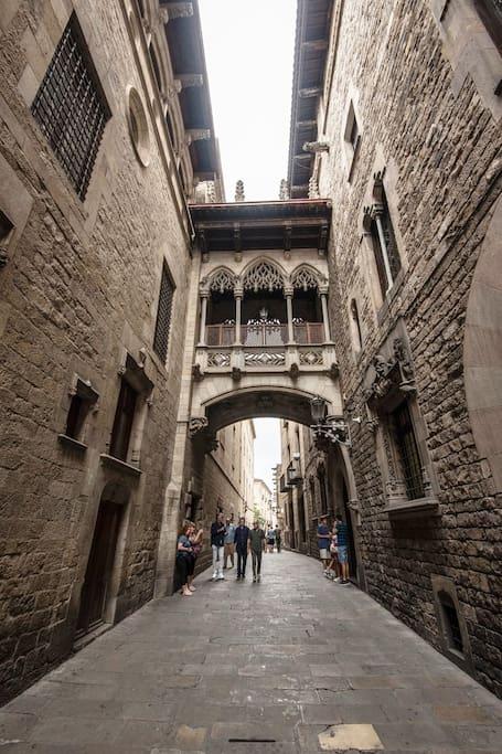 Gotische Viertel