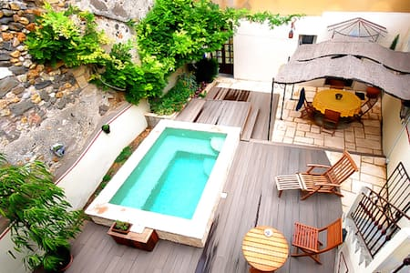 Lovely quiet house 3* with private pool Pezenas