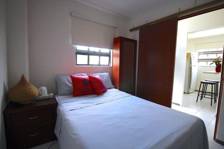 Estudio independiente en la mejor ubicación - 瓜達拉哈拉 - 公寓