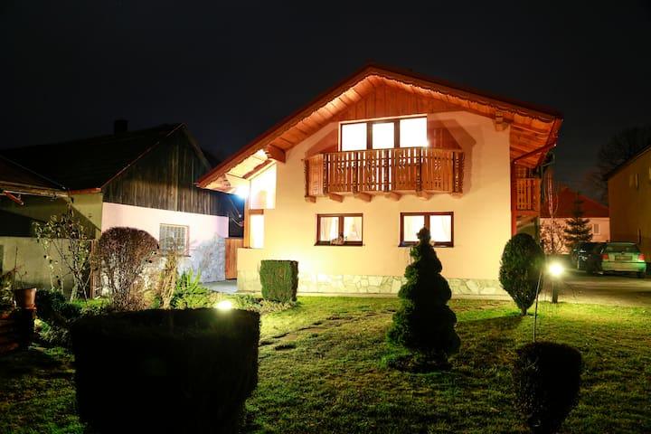Apartman Matej - Závažná Poruba - Apartmán pro hosty