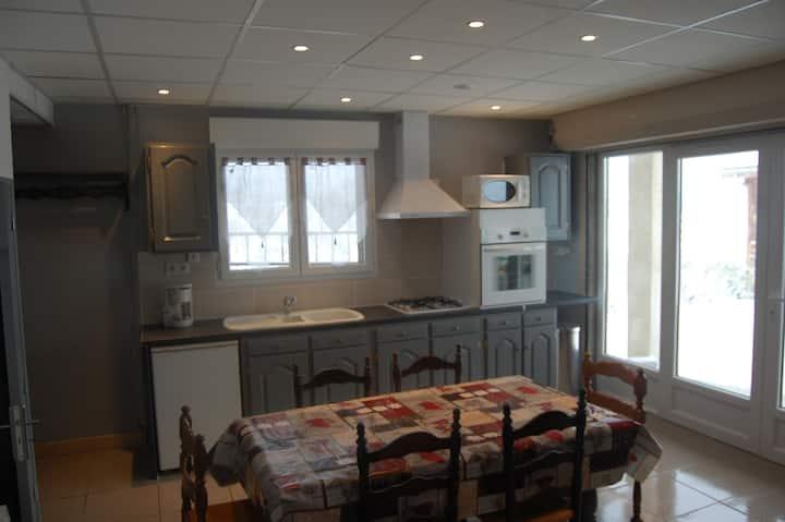 Appartement à Comus dans les Pyrénées Audoise