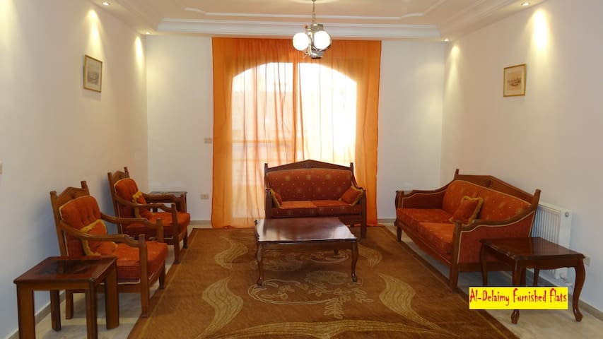 #5 Furnished flat for rent in Amman - Amman - Byt