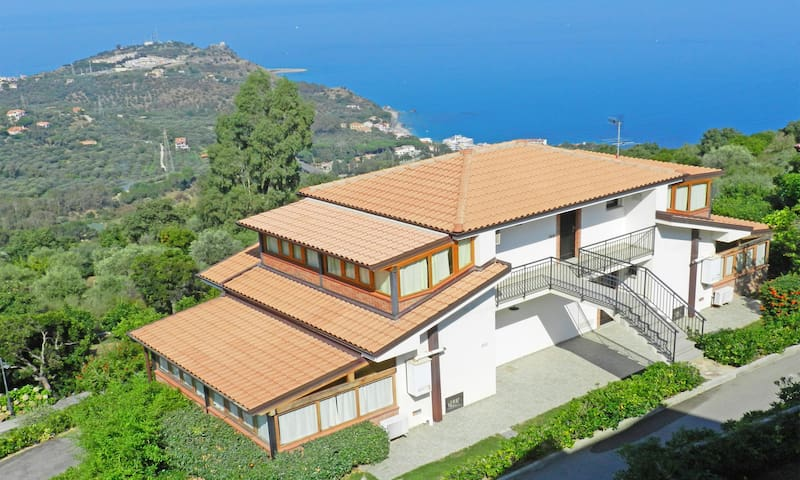 Casa dei Corbezzoli with pool in a residence - Capo d'Orlando - Apartment