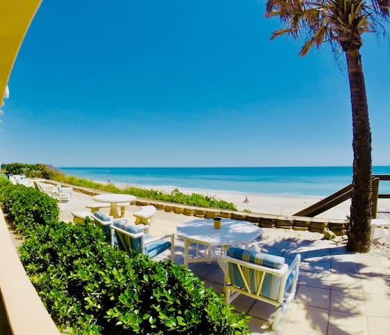Beach access 50 feet from your front door
