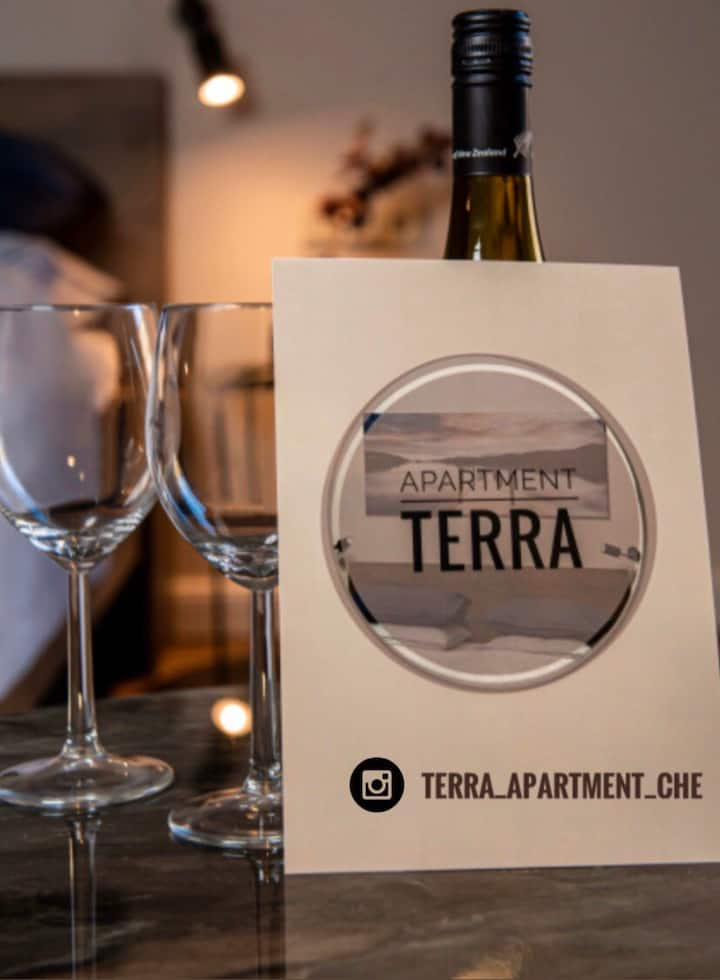 Terra Apartments for easy life!