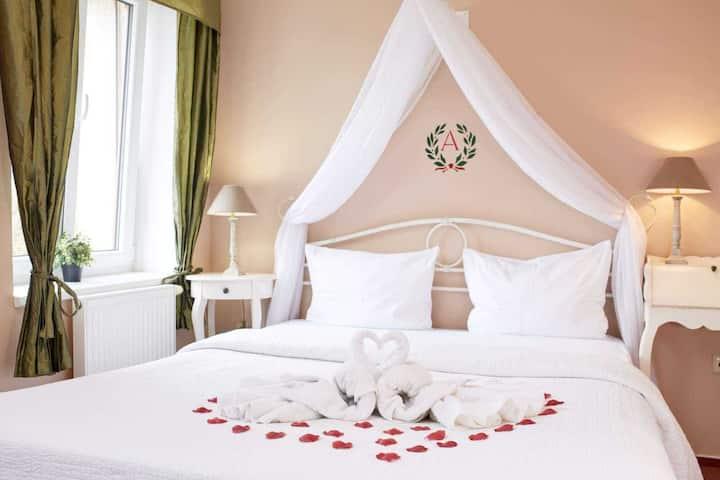 Pokoj NADSTANDARD twin beds v hotelu Amálka***