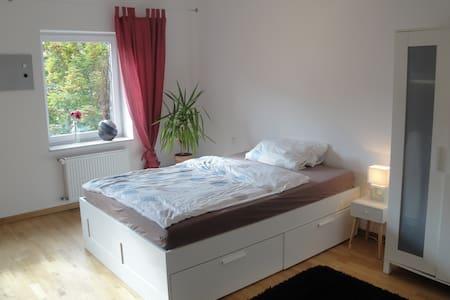 Trendy City Apartment - Neuss, Live with citizens - Neuss - Lägenhet