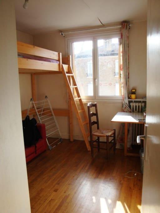 1 chambre single chez l 39 habitant appartements louer for Chambre 0 louer chez l habitant