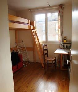 1 chambre single chez l'habitant - Issy-les-Moulineaux