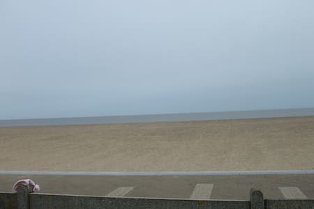Spacious sea view apartment. - Great Yarmouth - Daire