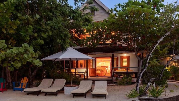 Goldeneye Two Bedroom Beach Villa