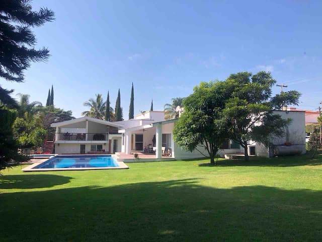 Casa en Lomas de Cocoyoc