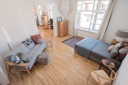 Design im Altbau – klassisch/modern in top Lage - Weimar