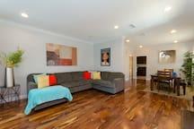 Welcome to our beautiful 4 bedroom house in the heart of Hollywood!