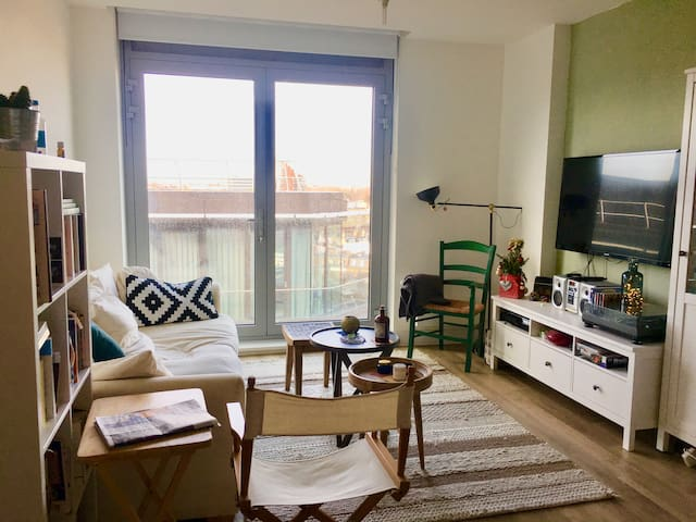 Comfy flat in an amazing location