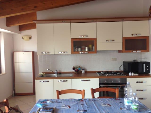 ITALIE Bord de mer Pescara - Montesilvano - Apartamento