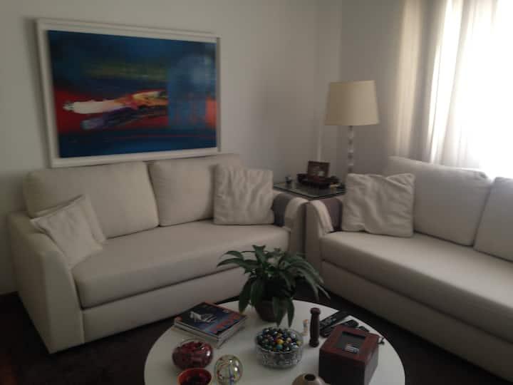 Lindo apartamento na Oscar Freire - Jardins